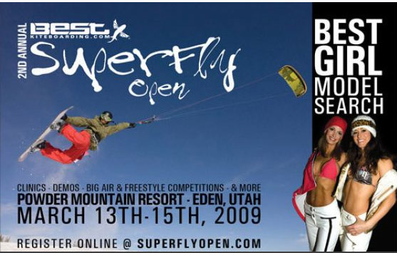 SuperFly Open- Powder Mt UT- THIS WEEKEND!!
